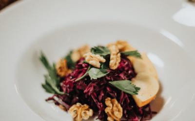 Xmas2020 Rotkohl-Salat