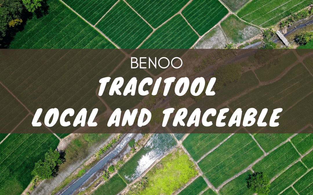 TraciTool – Local and Traceable